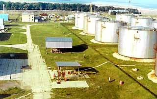 Белгородская нефтебаза